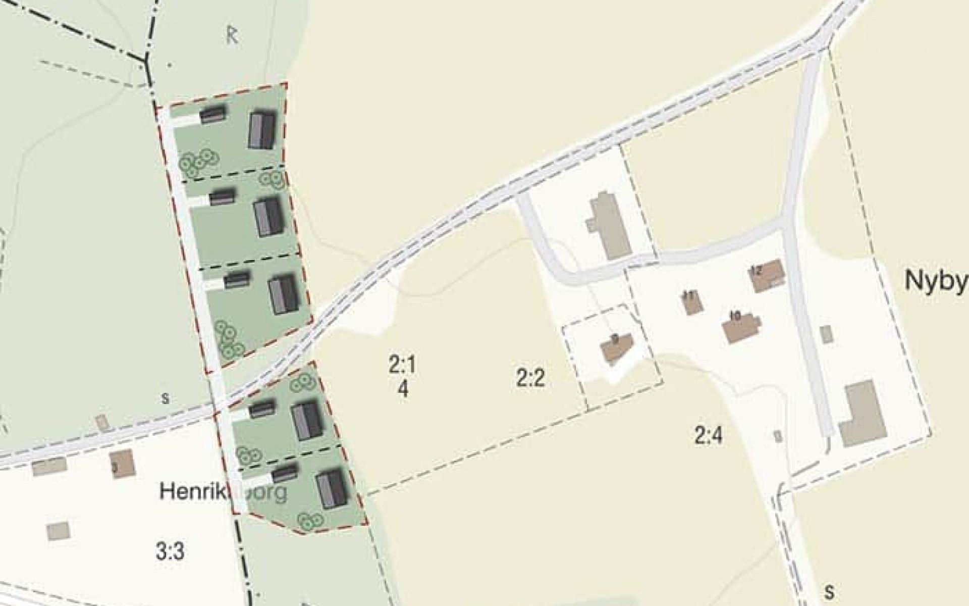 Lediga tomter i Västerås Tortuna ängar