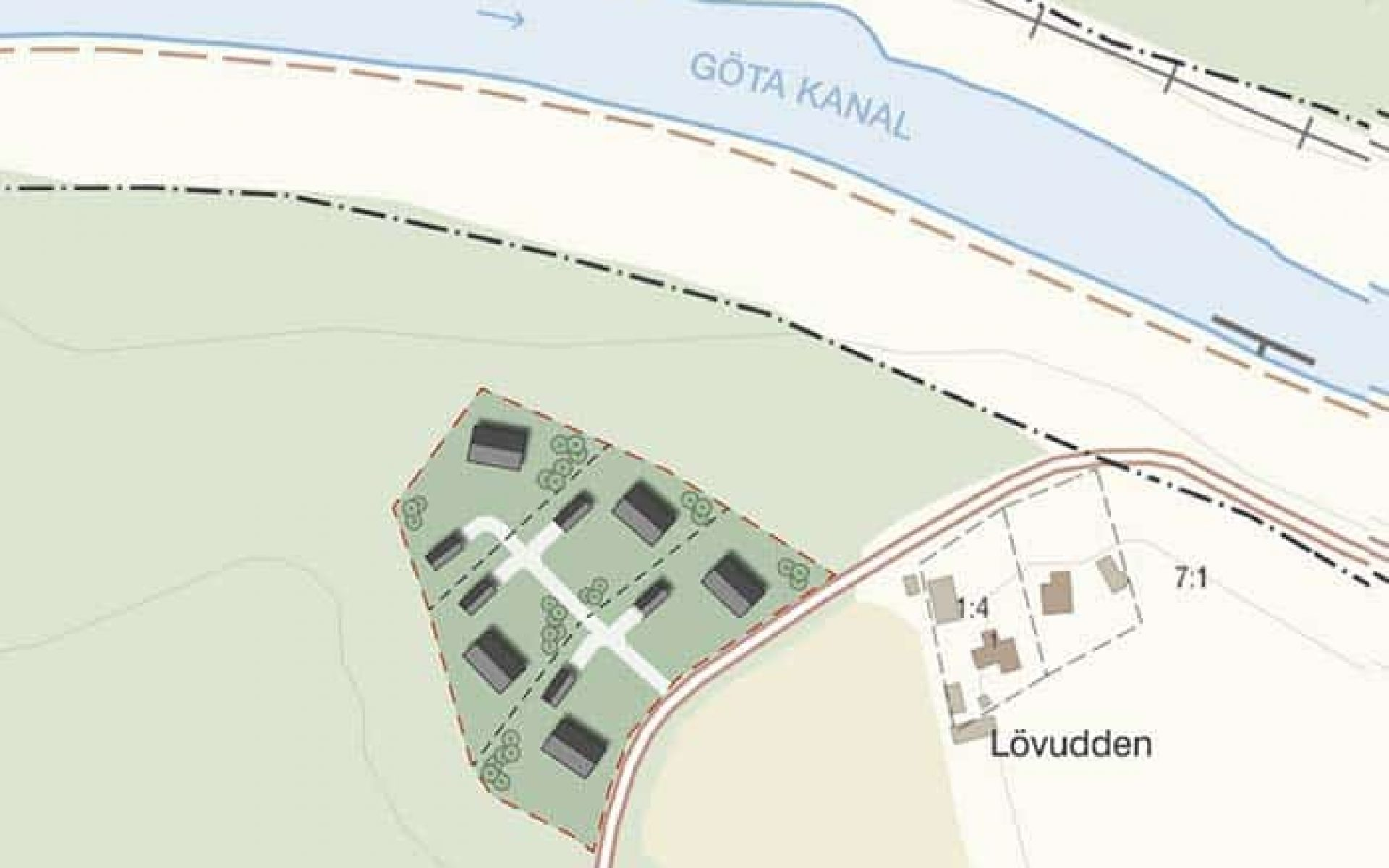 Lediga tomter i Norrköping Västerby